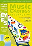 MacGregor, Helen: Music Express Interactive - Foundation Stage: Ages 0-5
