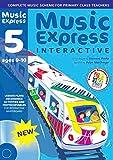 Hanke, Maureen: Music Express Interactive - 5: Single-user License: Ages 9-10