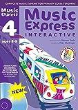 Hanke, Maureen: Music Express Interactive - 4: Single-user License: Ages 8-9
