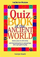 The British Museum Quiz Book (British Museum…