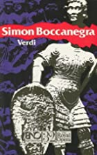 English National Opera Guide : Verdi : Simon…