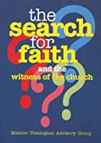 The Search for Faith and the Witness of the…