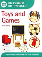 Toys and Games (Dolls House Do-It-Yourself)…