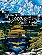 Easy Japanese Quilt Style by Julia Davis