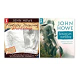 Howe, John: John Howe Fantasy Art 2 Book Set