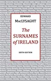 MacLysaght, Edward: Surnames of Ireland