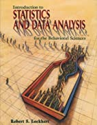 Introduction to Statistics and Data Analysis…