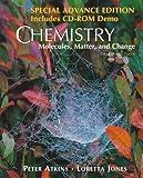Atkins, P. W.: Chemistry: Molecules, Matter, & Change
