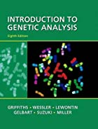 An Introduction to Genetic Analysis by…