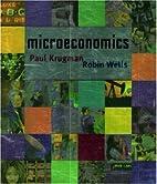 Microeconomics by Paul Krugman