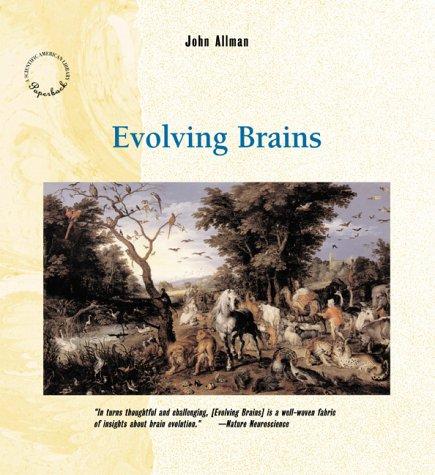 evolving-brains-scientific-american-library-paperback