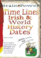 Time Lines Irish & World History Dates…
