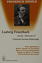 Ludwig Feuerbach and the Outcome of…