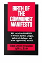 Birth of the Communist Manifesto by Dirk Jan…
