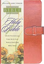 Holy Bible Companion Gift Edition with Slip…