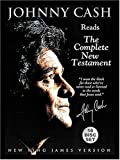 Cash, Johnny: Johnny Cash: Reads The Complete New Testament