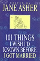 101 Things I Wish I Had Known Before I Got…