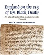 England on the eve of the Black Death : an…