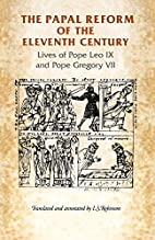 The Papal Reform of the Eleventh Century:…