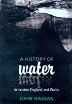 A History of Water in Modern England and…