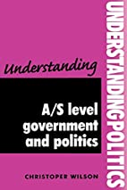 Understanding A/​S level government and…