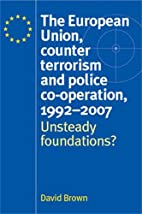 The European Union, counter terrorism and…