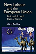 New Labour and the European Union: Blair and…