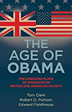 The age of Obama: The changing place of…