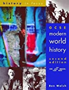 GCSE Modern World History (History in Focus)…