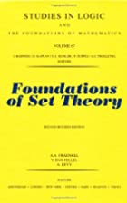 Foundations of Set Theory (Studies in Logic…