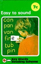 Key Words Reading Scheme: Easy to Sound by…
