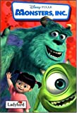 Disney Staff: Monsters, Inc: Book of the Film