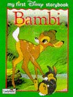 Salten, Felix: Bambi (My First Disney Storybook)