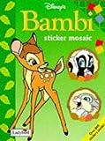 Salten, Felix: Bambi (Disney Sticker Mosaic)