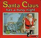 Santa Claus Has a Busy Night (Series S808)…