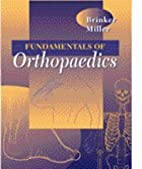 Fundamentals of Orthopaedics by Mark R.…