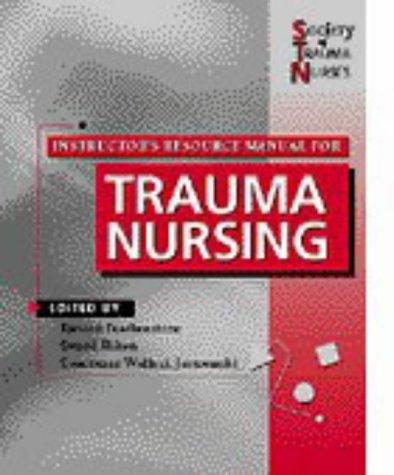 instructors-resource-manual-for-trauma-nursing-1e