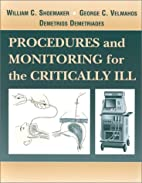 Procedures and Monitoring for the Critically…