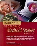 Dorland: Dorland's Electronic Medical Speller, CD-ROM, 3e