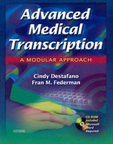 advanced-medical-transcription-with-cd-rom-a-modular-approach-1e