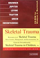 Skeletal Trauma: WITH Basic Science,…