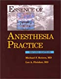 Michael F. Roizen: Essence of Anesthesia Practice - Text/PDA Package