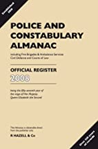 Police and constabulary almanac 2008 by…