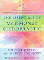 The Essentials of McTimoney Chiropractic:…