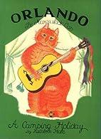 Orlando the Marmalade Cat: A Camping Holiday…