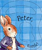 Potter, Beatrix: Peter Rabbit Rattle Book (Peter Rabbit Nursery)