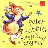 Potter, Beatrix: Peter Rabbit's Songs and Rhymes (Potter)