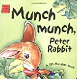 Potter, Beatrix: Munch Munch, Peter Rabbit (Potter)