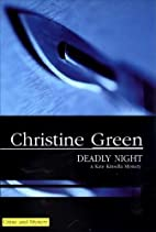 Deadly Night by Christine Green