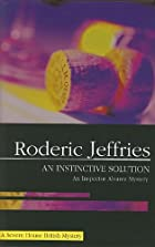An Instinctive Solution by Roderic Jeffries
